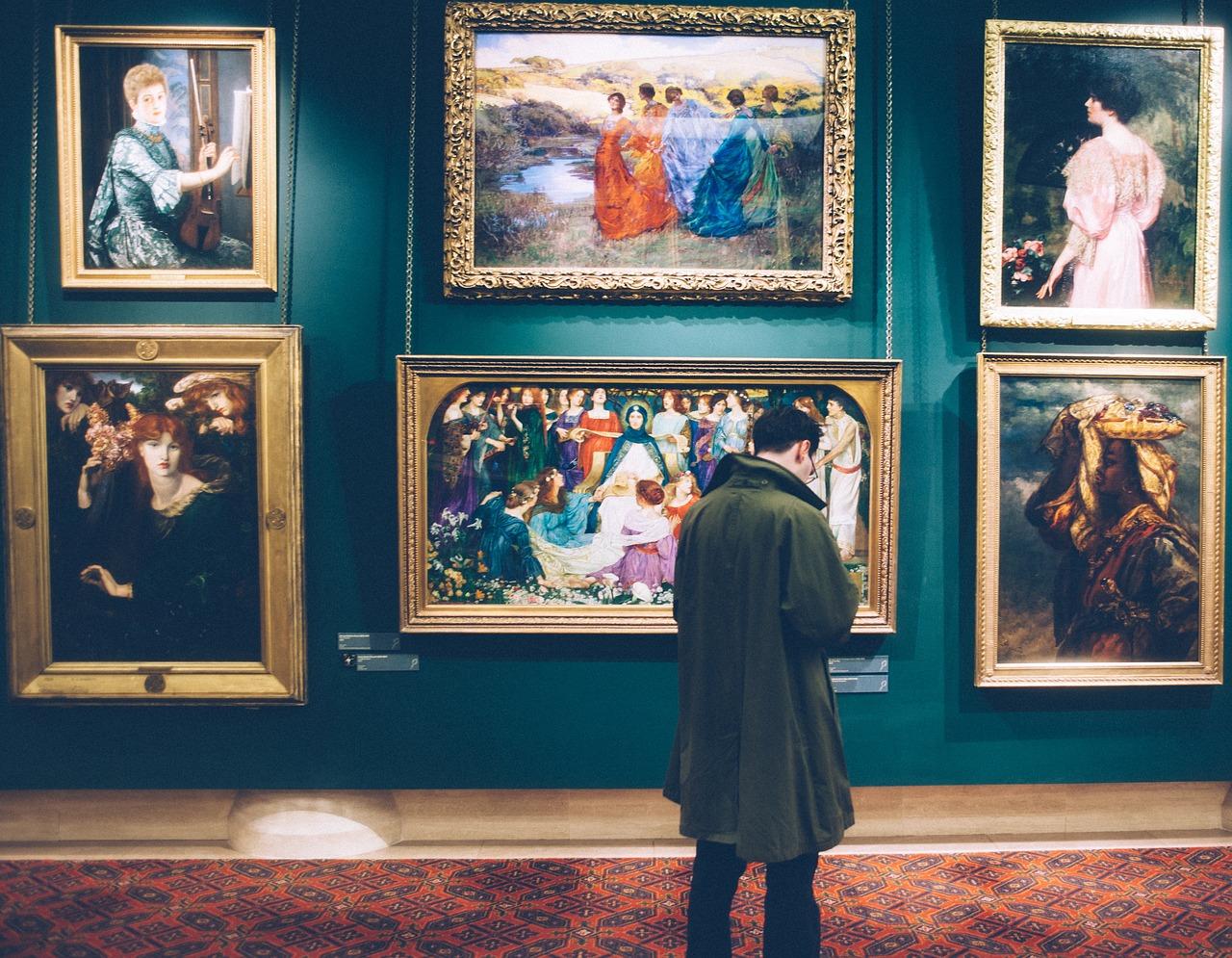 types expositions photos paris